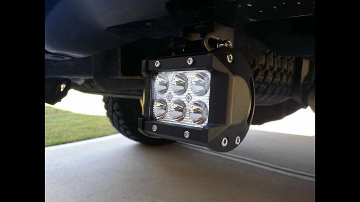 How to Properly Adding reversing lights
