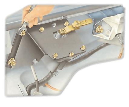 How to Fixing a windscreen wiper motor