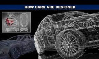 Step-by-step instructions to how cars are designed