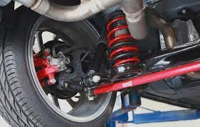 How to Coil springs replacement