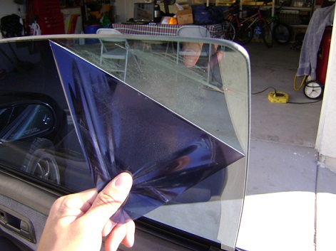 Tint Windows and How to car tint windows