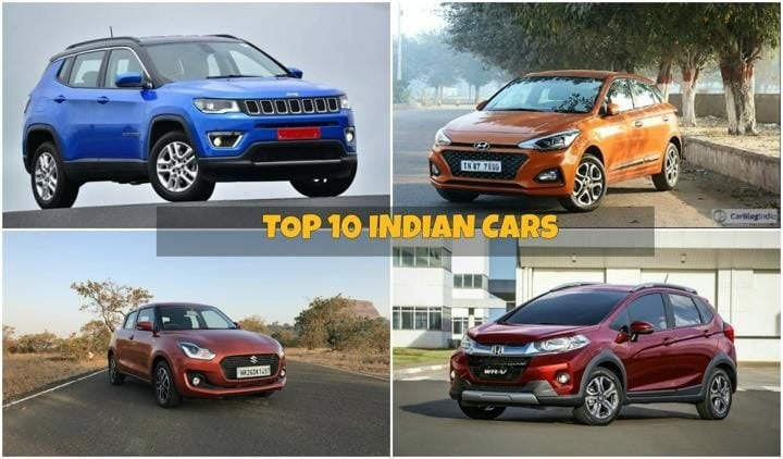Best Top 10 Cars in India