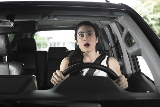 Car Accidents and Your Reaction Time