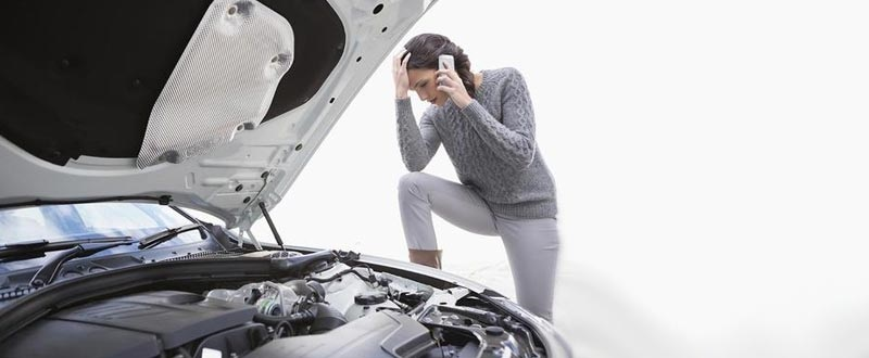 Dealing with engine problems