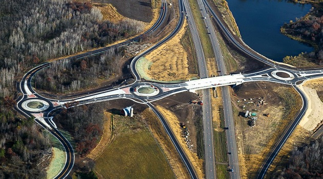 Road junction and Design Principles,Types of Junctions