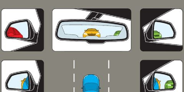 How To Use Car Mirrors