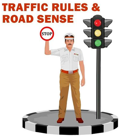 Traffic Rules and Road Safety Tips